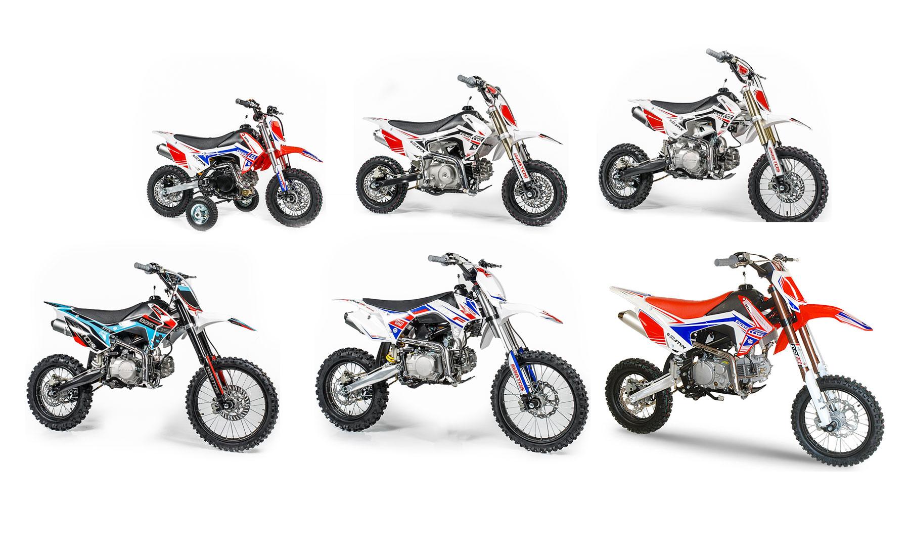 Une gamme complète de 25 modèles